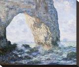 La Manneporte (Etretat)  1883