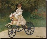 Jean Monet on his Hobby Horse  1872