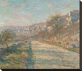 Road of La Roche Guyon  1880