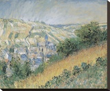 View of Vétheuil  1881