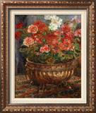 Flowers in a Brazen Vessel  1880