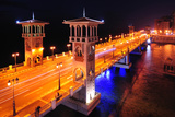 Stanley Bridge Is the Heart of Coastal City of Alexandria