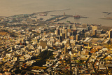High Angle View of Cape Town