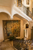 The Main Staircase in Chateau De Flaugergues