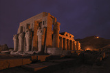 Colossal Statues and Pylons of Ramses II Mortuary Temple