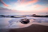 Laguna Beach Shore Break and Waves