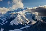 Muldrow Glacier in the Alaska Range