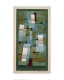 Equilibre instable Giclée par Paul Klee