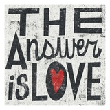 The Answer is Love Grunge