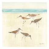 Sand Pipers Square II