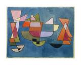 Voiliers Giclée par Paul Klee