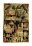Dream City Giclée par Paul Klee