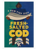 Fresh Salted Cod