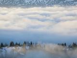 Damnation Peak  North Cascades National Park  Washington