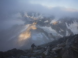 Luna Peak at Sunrise