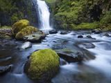 Seven Mile Falls  Eagle Creek  Oregon