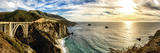 Bixby Creek Bridge Panoramic One