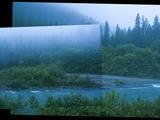 Cascade River  Mineral Park Campground  Washington