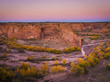 Fall Colors in Canyon De Chelly National Monument
