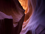Lower Antelope Canyon Rock Formations  Arizona