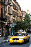 Street Scenes - Taxi Cabs - Manhattan - New York - United States