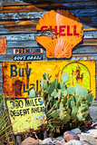 Route 66 - advertising - Arizona - United States