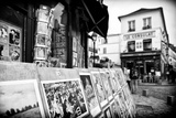 Gallery - Montmartre - Paris - France