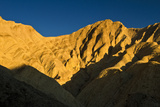 Sunset - Golden Canyon - Furnace Creek - Death Valley National Park - California - USA - North Amer