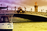 Don Juan - Alexander III Bridge - Paris - France