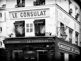 Restaurant Le Consulat - Montmartre - France
