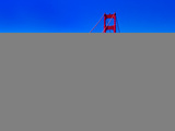 Landscape - Golden Gate Bridge - San Francisco - California - United States
