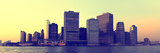 Panoramic - Landscapes - Sunset - Skylines - Mannattan - New York City - United States