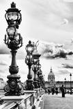 Alexander III Bridge - Invalides - Paris - France