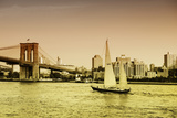 Landscapes - Brooklyn Bridge - New York - United States