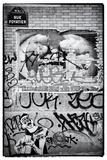 Rue Foyatier - Street Art - Monmartre - Paris - Fance