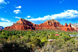 Thunder Mountains - Sedona - Arizona - United States