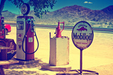 Route 66 - Gas Station - Arizona - United States