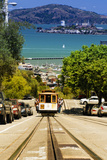 Cable Cars De Downtown De San Francisco VIX