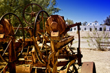 Old abandoned driller - Death Valley National Park - California - USA - North America