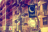 Buildings and Structures - Little Italy - Manhattan - New York City - United States