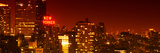 Panoramic - The New Yorker - Manhattan - New York City - United States