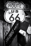 Route 66 - sign - Arizona - United States