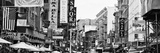 Panoramic Urban Landscape - Little Italy - Manhattan - New York City - United States