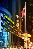 Urban Landscape - Nasdaq marketsite - Times Square - Manhattan - New York City - United States