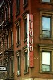 Advertising - Liquors - Harlem - Manhattan - New York - United States