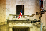 Wall Street - New York stock exchange - Manhattan - NYC - United States