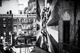 Street Art - Eduardo Kobra - Chelsea - The High Line - Manhattan - New York - United States