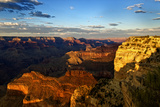Sunset - Grand Canyon - National Park - Arizona - United States