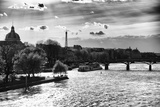Sunset - Pont des Arts - Paris - France