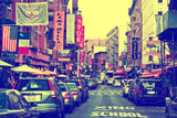 Urban Landscape - Little Italy - Manhattan - New York City - United States